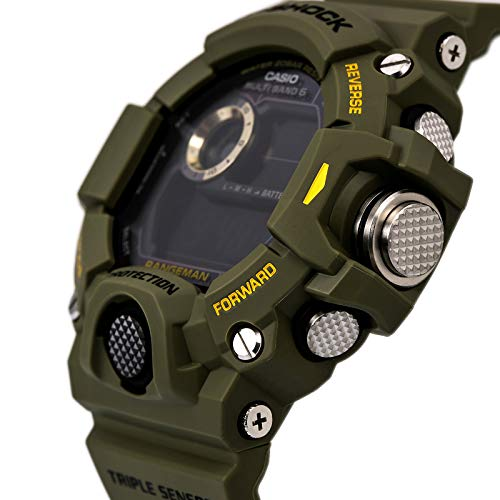 g shock rangeman tactical watch