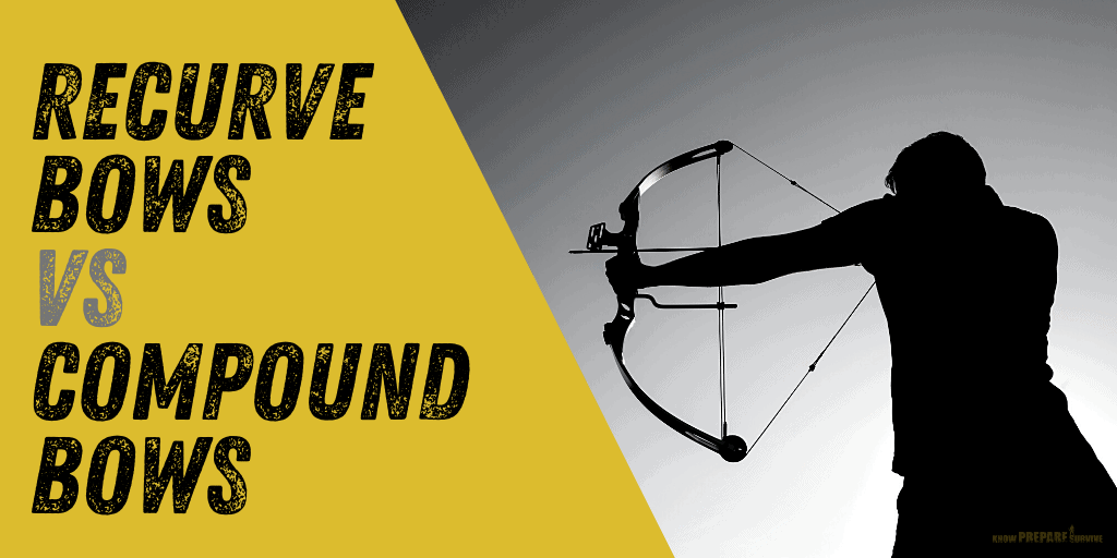 Compound bows vs Recurve bows