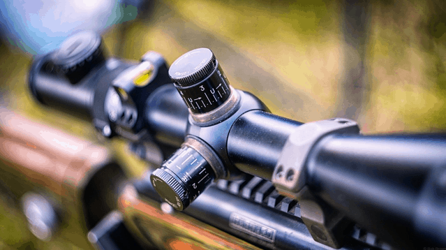 Sighting in your rifle scope improves your air rifle aim