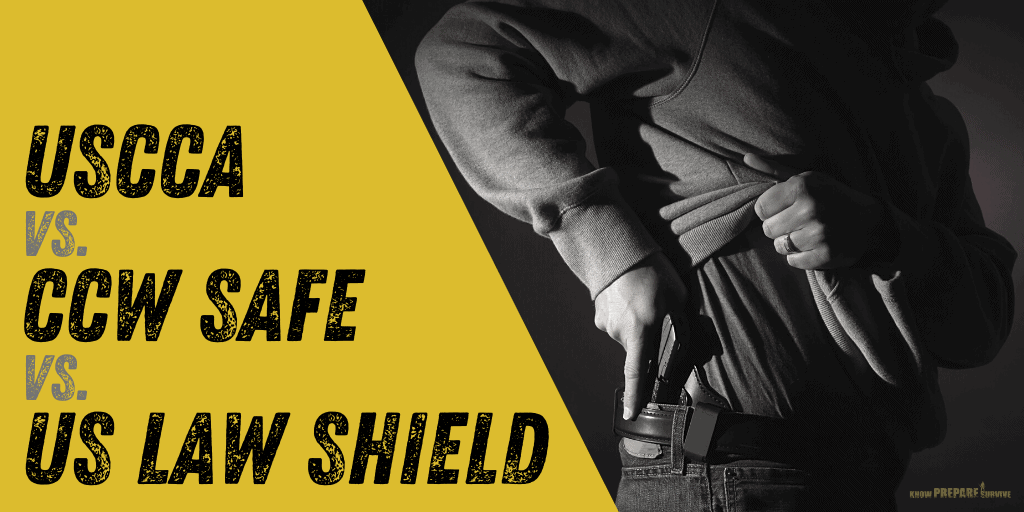 USCCA vs US Law Shield vs CCW Safe_ Comparison of the Best Concealed Carry Insurance