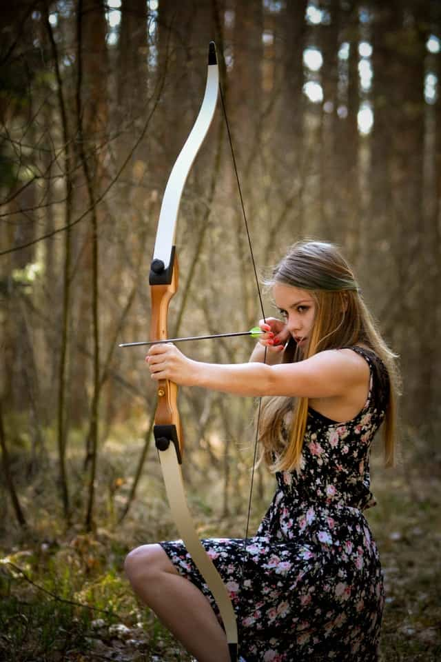 Types of bows recurve bow easy to learn inexpensive good for beginners