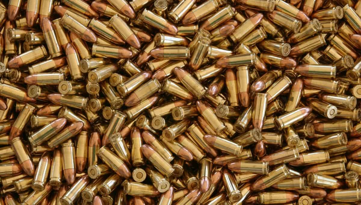Centerfire bullets