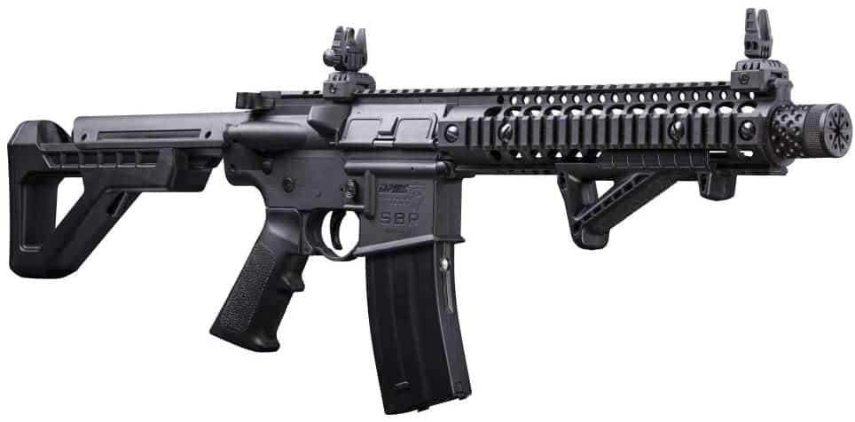 DPMS Full Auto BB Air Rifle