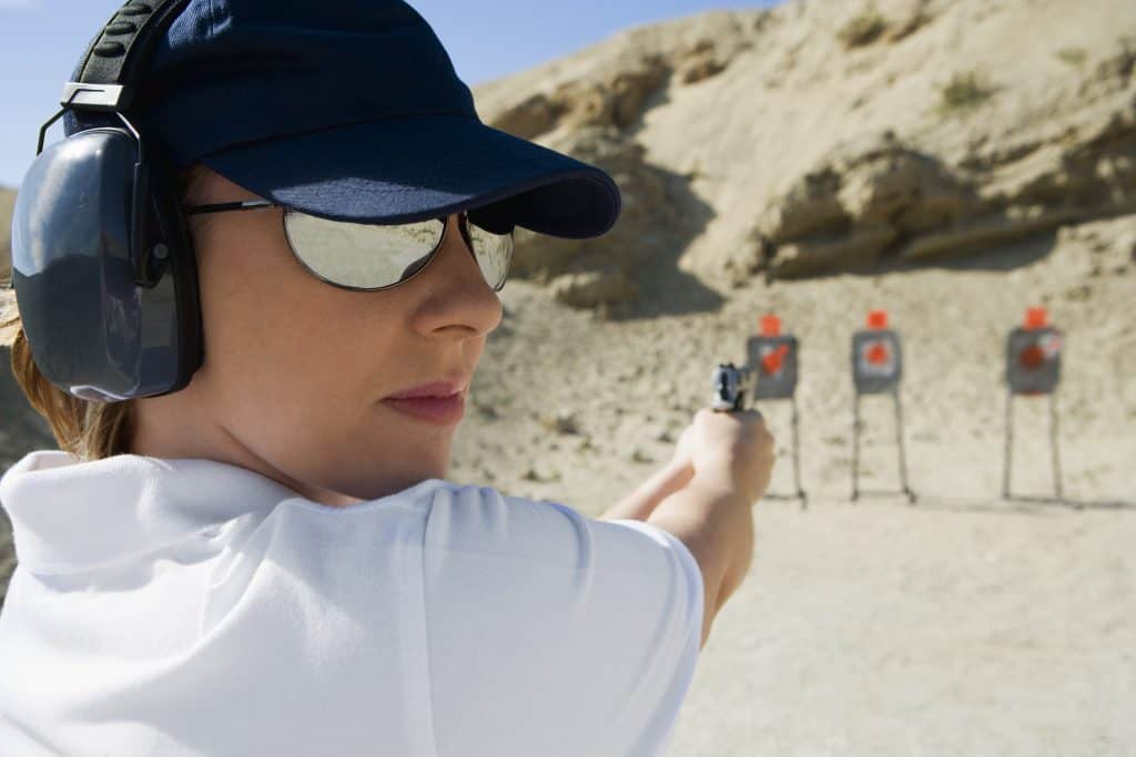 Best lethal self defense weapons for women gun rifle