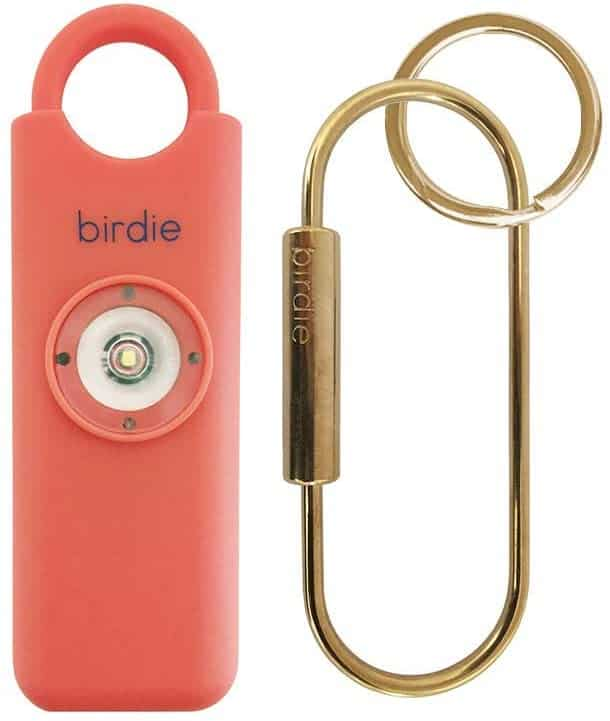 Shes Birdie great personal alarm keychain for female self defense