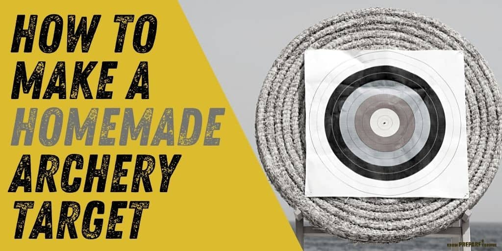 How To Make a Homemade Archery Target